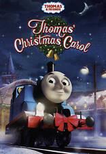 Thomas Christmas Carol DVD NEW w/Slip Cover Free Shipping