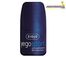 Ziaja-yego anti-perspirant per gli uomini roll-on SPORT - 60ml 01264