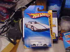 Hot Wheels ERROR 2010 New Models '62 Ford Mustang Concept ERROR Glue/DNA Sample