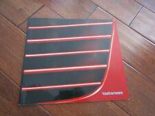 Ferrari Testarossa Factory Sales Catalog Brochure Book Pocher Fujimi Testors