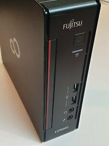 Fujitsu Esprimo Q556, i3-6100T, 4GB Ram, ohne SSD