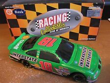 BOBBY LABONTE #18 INTERSTATE BATTERY 1997 RCCA 1:24 SCALE BANK ONE OF 3,500