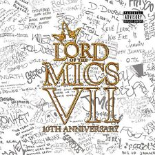 Lord of the Mics VII - 10 Anniversary (NEW CD & DVD)