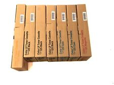 Genuine Ricoh Color LP Toner 3 Black, 1 Magenta, 2 Cyan,1 Yellow Gestetner