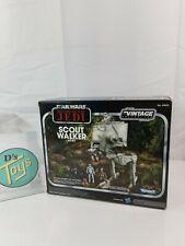 Star Wars Vintage Collection Scout Walker AT-ST MINT SEALED EXCELLENT