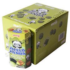 HELLO PANDA MATCHA GREEN TEA FLAVOUR CREAM FILLING BISCUITS - 10 X 50G