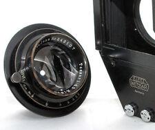 """Leica Leitz Roulements périphérique m42/m39 avec Carl Zeiss Jena TESSAR 1:4,5/18 cm """"SET"""""""