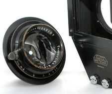 "Leica Leitz Balgengerät M42 / M39 mit Carl Zeiss Jena Tessar 1:4,5 / 18cm  ""SET"""