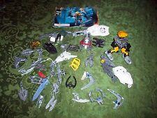 LEGO Bionicle Matoran Dekar (8930) Figure Wmanual CHEAP NO RESERVE