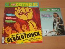 """GEOlino ZEITREISE Nr. 6 """"DIE GROSSEN REVOLUTIONEN"""" + DVD!"""