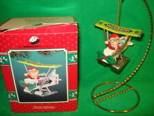 Enesco Wrigley Planely Delicious Ornament 1995