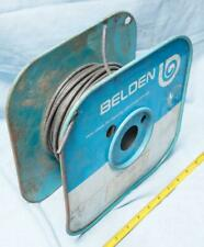 Belden 8259 Transmission Coaxial Cable Black Wire 20 Awg Dq