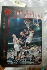 The Big Picture 54 UD3 New York Knicks Miami Heat Larry Johnson