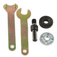 6/10MM Drill Adapter Shank Mandrel Cutting Disc Arbor Grinder+Wrench For K9K5