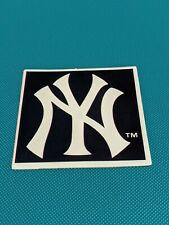 New York Yankees Logo Vinyl Sticker Laptop Luggage Skateboard