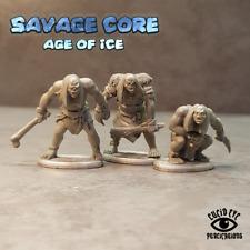 Lucid Eye Âge de glace corelock lorgneront #2 Savage Core 28 mm Core 2