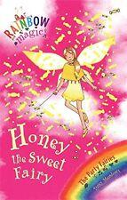 Honey The Sweet Fairy: The Party Fairies Book 4 (Rainbow Magic),Daisy Meadows,