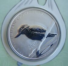 2007 Australian Baby 1oz Silver Coin - The Perth Mint Kookaburra