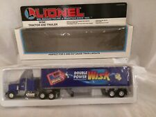 Lionel 1994 Wisk Tractor Trailer #12865 MINT