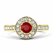 Yellow Natural Ruby Fine Jewellery