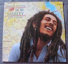 Bob Marley and the Wailers, keep on moving, Maxi Vinyl