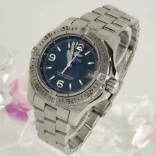 Breitling Armbanduhren mit Edelstahl Colt für Damen