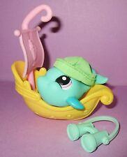 Littlest Pet Shop LPS 2590 Dolphin European Blind Bag Figure Toy Rare