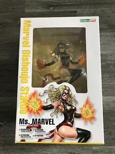 Ms. Marvel Bishoujo Statue - Kotobukiya Marvel - Used