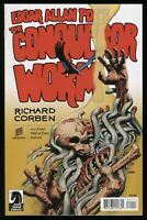 Edgar Allan Poe's The Conqueror Worm One-Shot Comic Horror Richard Corben art