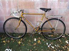 1966 - Vintage AMF Hercules Bike 3-Speed  Nottingham England All Original -Gold