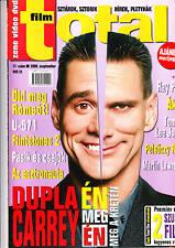 JIM  CARREY ,  TOMMY LEE  JONES. LARA FABIAN, JACKIE CHAN Hungarian magazine