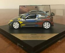 VITESSE 1/43 RENAULT MEGANE MAXI KIT CAR RALLY PRESENTATION COLOURS