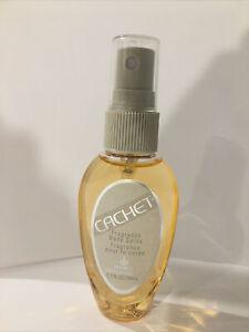 CACHET by Prince Matchabelli 1.7oz/50mL Fragrance Body Spray NEW! #RARE
