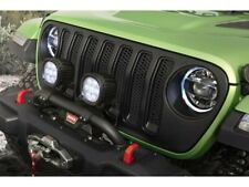 2018-2020 Jeep Wrangler/Gladiator Grill Matte Black Mopar #82215114 ----NEW!!