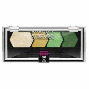 Maybelline New York Eyestudio Limited Edition Eyeshadow 300 Sea Sprite Green
