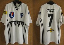 Maillot Rugby MAZAMET SCM Porté #7 Leclerc Colt Vintage Jersey - XL