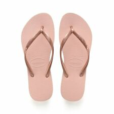 Havaianas Slim Balletto Rosa Infradito UK 5 / BR 37-38