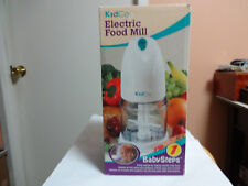 KIDCO Electric Food Mill baby Steps( NEW) F900