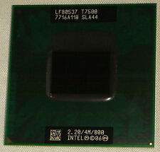 Intel Core 2 Duo T7500 SLA44 LF80537 2.2GHz Dual-Core Processor