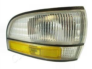 91-96 LESABRE PARK AVENUE RH CORNER LIGHT 16512684 passenger right marker lamp