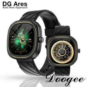 Doogee Ares Bluetooth Smartwatch Phone Mate with Blood Oxygen Heart Rate Monitor