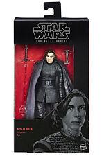 "Star Wars Black Series 6"" Kylo Ren THE LAST JEDI: In Stock NOW"