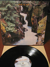 CAT STEVENS Back to earth  - LP - stampa U.S.A. - inner con testi -AM -cut cover