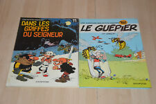 lot 2 BD Les petits hommes tome 11 (en EO) et 12 (rééd)