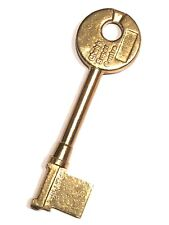 Genuine CHUBB 5 Lever RKS Restricted Key Blank Solid Brass