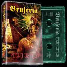 Brujeria - Pocho Aztlan CASSETTE TAPE - SEALED new copy DEATH METAL Grindcore