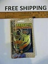"New listing Vintage Terminator Tiny-T Titanium Spinnerbait""Rare� Fishing Lure Tackle Find"