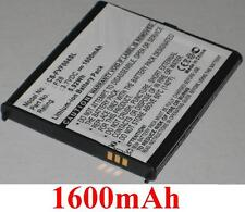 Battery 1600mAh type F28 For Fujitsu Siemens Arrows X F-02E