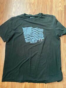 Mens UNDER ARMOUR t-shirt sz 2XL