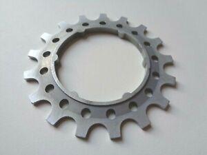 *NOS Vintage 1980s Campagnolo DE17 Aluminium 17t Italian freewheel cassette Cog*